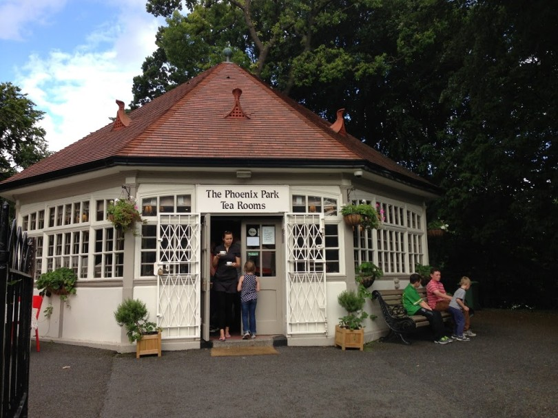 Clean & welcoming - Castle Park Tea Room