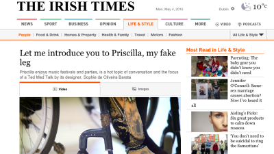 Priscilla, Irish Times