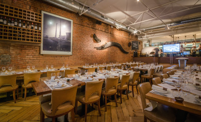 Fade Street Social Restaurant (ground floor)